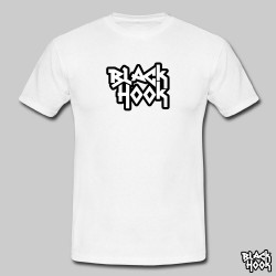 Tee shirt Big logo BlackHook (White color)